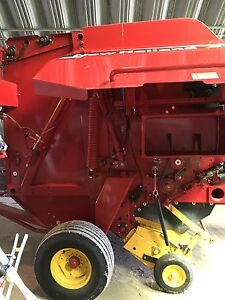 Baler, 2007 New Holland BR780A