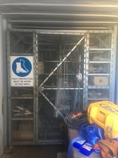 Tool cage  needs gone send in offers