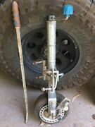 Jockey wheel and handle Hoddles Creek Yarra Ranges Preview