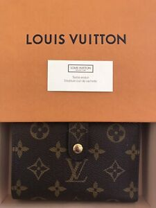 💖Authentic 2013 Louis Vuitton French Purse Wallet Free Shipping