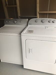2016 Washer/DRyer SET: perfect working can DELIVER