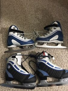 Two Pairs if Girl's Skates - $20.00 Each