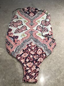 One piece billabong bathing suit (size small) - $30 FIRM