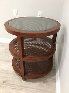 Beautiful end table for sale