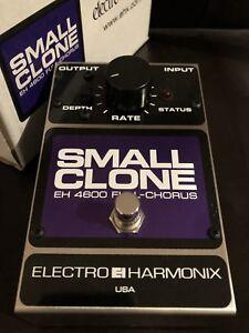 EHX Small Clone Chorus - New
