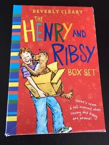 Beverly Cleary Henry and Ribsy box set