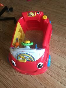 Fisher-Price Laugh and Learn Car