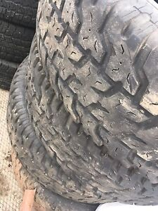 245/75/16 radial off road tires !