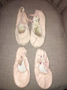 Dance shoes- character , ballet , jazz