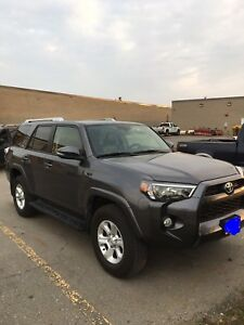 2016 Toyota 4Runner Standard Package