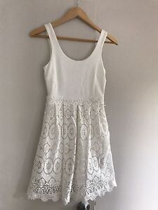 White Lace Dress Broome Broome City Preview