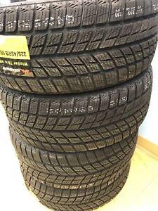 4 pneus d'hiver 225/45/18 headway neufs , jamais posé