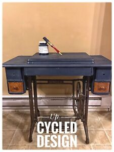 Refinished Accent Table or Desk