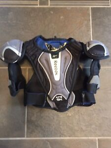 Youth shoulder pads.  Size small