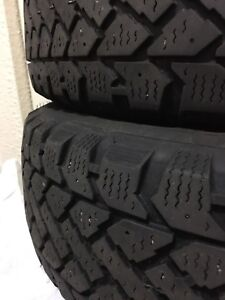 2 Snow tire 185 65 R14 - Kelly Snow Trakker