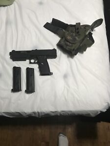 Land mines and tipx with extended mags