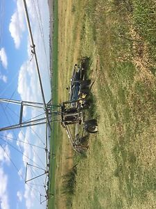 Briggs travelling irrigator Denman Muswellbrook Area Preview