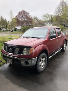 TRUCK NISSAN FRONTIER 2006 FOR SALE