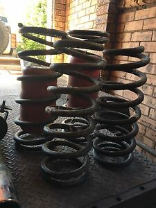 3 inch coils GU wagon Inverell Inverell Area Preview