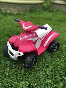 Mini 4 wheeler
