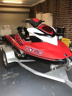Seadoo rxp 215 supercharged