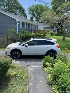 2016 Subaru Crosstrek (Sport Package)