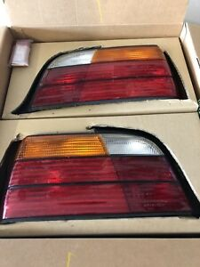 BMW e36 lights