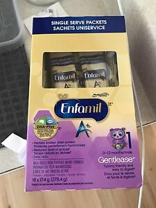 Enfamil Gentlease Peterborough Peterborough Area image 1