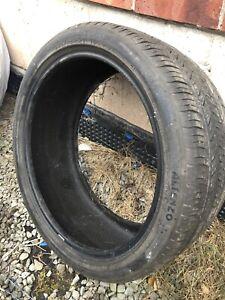For sale Altenzo all season tires 285/35R21