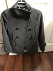 xxs Babaton Wool Coat