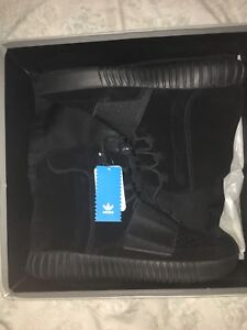 UA Adidas Yeezy Boost 750 (Triple Black)