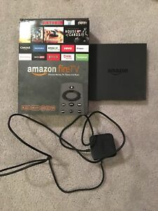 Amazon Fire TV, 1080p HD Gen 1