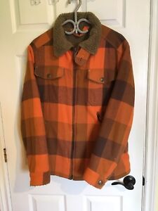 Men's FOX Winter Jacket (Size Medium)