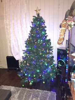 """7"""" Christmas tree Grafton delivery $100"""