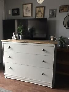 Free Delivery- Gorgeous Antique Sideboard/Buffet/Hutch