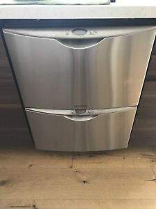 Fisher & Paykel Dual Drawer Dishwasher, Stainless Steel