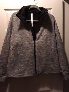Size 12 lululemon jacket new