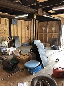 Do it yourself garage parking storage units for rent in st double bay storage garage for rent 400 sqft solutioingenieria Gallery