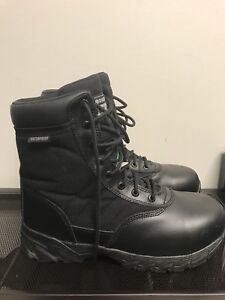 Safety boots (high end steel toe S.W.A.T brand)