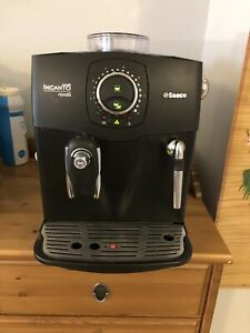 Saeco Incanto Rondo S-class fully automatic espresso machine