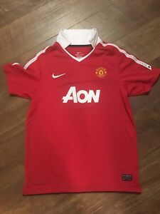 Manchester United Nike Jersey youth xl