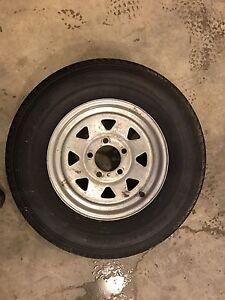 Trailer tire 175 80R13