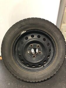 Snow Tires (195/65R15 91Q) Set of 4