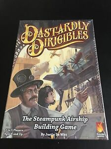 Dastardly Dirigibles board game - New sealed
