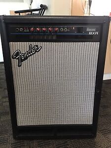 Fender BXR Bass 300c Amp combo Rochedale South Brisbane South East Preview