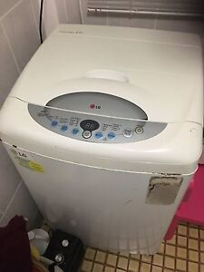 LG 6.5kg washing machine Brookvale Manly Area Preview