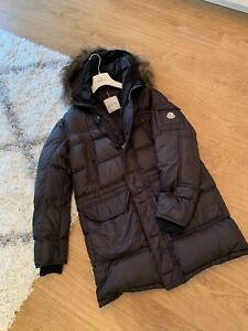 Authentic MENS MONCLER winter parka jacket size 4