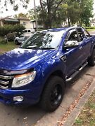 Ford Ranger (sale or swap) Heathcote Sutherland Area Preview