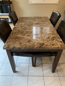 Kitchen Table Set - 5 Pieces