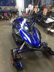 Yamaha Apex Attak 2007 pont 136 ""